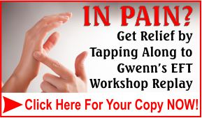 Download the Tap Away Pain EFT Workshop Replay